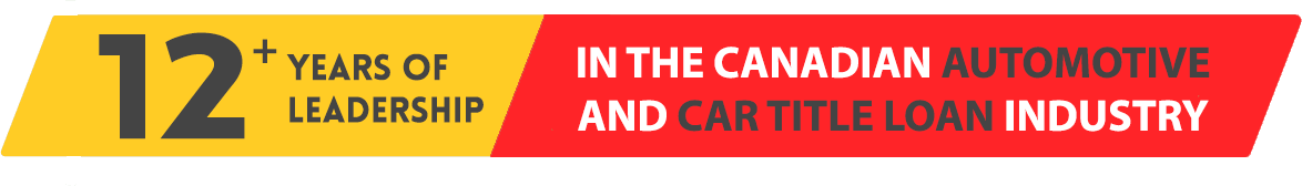 Car Repair Loans Canada
